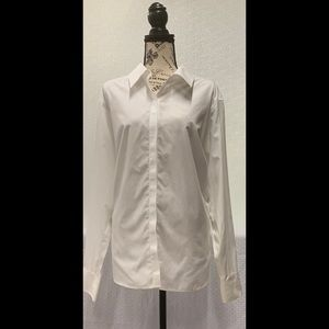 Investments Women's Gold Label Non Iron Shirt.